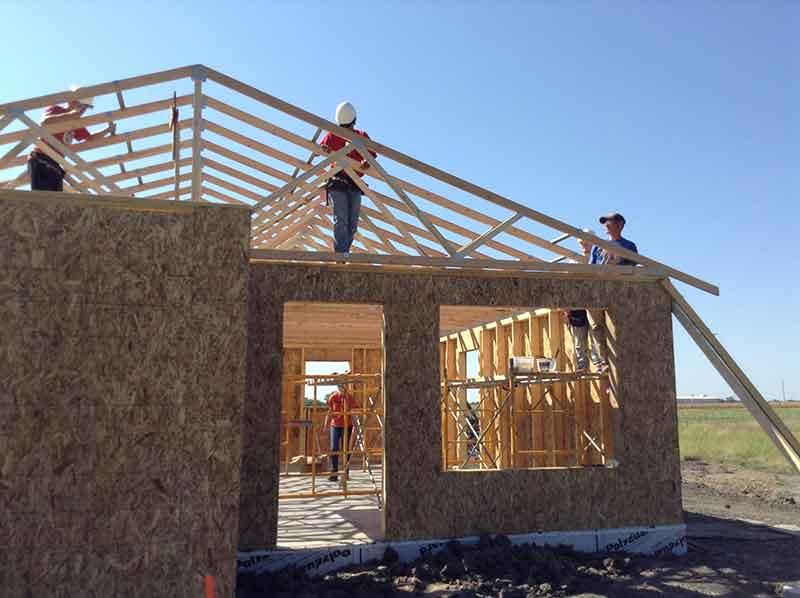 Fairfield Habitat Home is Underway!